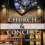 Churches & Concert Organs