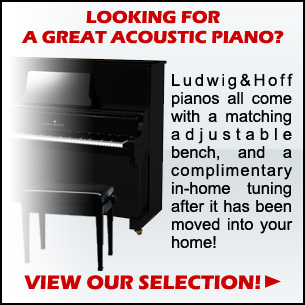 Ludwig & Hoff Piano Packages